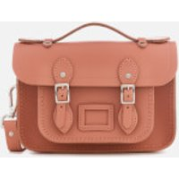 The Cambridge Satchel Company Womens Mini Satchel - Terracotta/Nickel