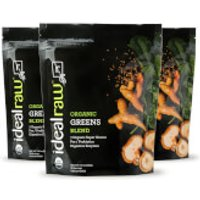 Organic Greens - 3 Pouches (90 Servings)