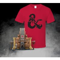 Game of Thrones Construction Kit and D&D T-Shirt - Unisex - XL
