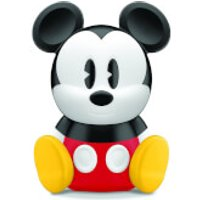 Philips Disney Sleep Time Mickey Childrens Night Light and Wake up Light - Black/Red