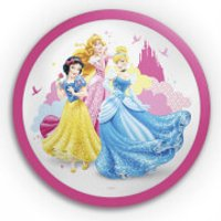 Philips Disney Princess Children's Wall and Ceiling Light - 1 x 4 W Integrated LED - Princess Gifts