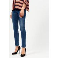 BOSS Orange Womens J10 Ventura Jeans - Navy - W27/L32 - Blue