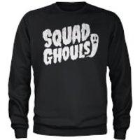 Squad Ghouls Black Sweatshirt - M - Black