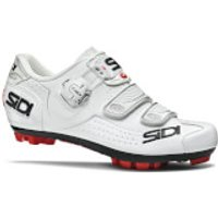 Sidi Women's Trace MTB Shoes - White/White - EU 38.5