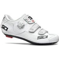 Sidi Alba Road Shoes - White/White - EU 45.5 - White/White