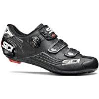 Sidi Alba Road Shoes - Black/Black - EU 43.5 - Black/Black