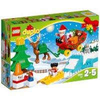 LEGO DUPLO Santas Winter Holiday (10837)