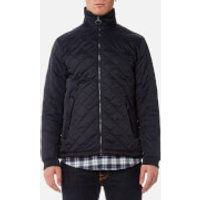 Barbour Mens Pennel Jacket - Navy - XXL - Blue