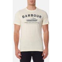 Barbour Men's Barta T-Shirt - Neutral - XL - White