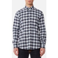 Barbour Men's Whitehall Check Shirt - Chambray - XXL - Blue
