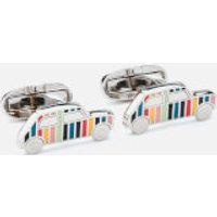 Paul Smith Men's Mini Car Cufflinks - Stripe
