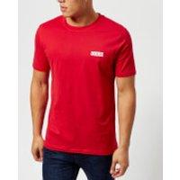 HUGO Men's Durned Crew Neck T-Shirt - Red - S - Red
