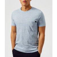 HUGO Mens Dohnny Pocket T-Shirt - Blue - S - Blue