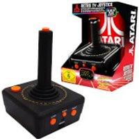 BLAZE Atari 'Retro' TV Plug and Play Joystick - Video Games Gifts
