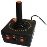 BLAZE Atari 'Retro' TV Plug and Play Joystick - Atari Gifts