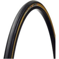 Challenge Elite Pro 220 TPI Tubular Road Tyre - 700c x 25mm - Black/Tan