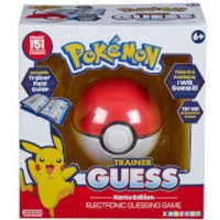 Pokemon Trainer Guess - Kanto Edition Game - Pokemon Gifts