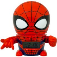 BulbBotz Marvel Spider-Man Clock