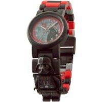 Reloj de pulsera con Minifigura de Darth Vader - LEGO Star Wars