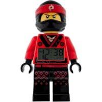 LEGO The Ninjago Movie Kai Minifigure Clock