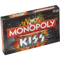 Monopoly - KISS Edition - Monopoly Gifts
