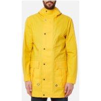 Hunter Men's Original Rubberised Fishing Coat - Sowester - M - Yellow