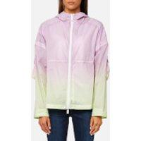 Hunter Womens Original Colour Haze RP Jacket - Parchment - S - Grey