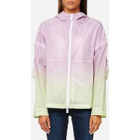 Hunter Women's Original Colour Haze RP Jacket - Parchment - L - Grey