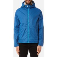 Hunter Men's Original 2 Layer Lightweight Blouson Jacket - Azure Blue - L - Blue