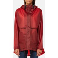 Hunter Womens Original Clear Smock - Military Red - S - Red
