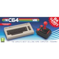 The C64 Mini - Video Games Gifts