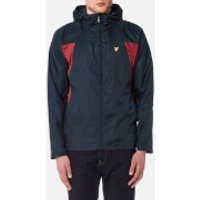 Lyle & Scott Mens Lightweight Jacket - Navy - M - Navy