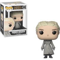 Game of Thrones Daenerys (White Coat) Pop! Vinyl Figure - Game Of Thrones Gifts