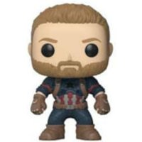 Marvel Avengers Infinity War Captain America Pop! Vinyl Figure