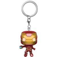 Marvel Avengers Infinity War Iron Man Pop! Vinyl Keychain