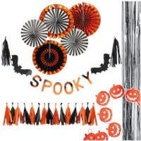 Ginger Ray 'Pumpkin Party' 5 Piece Party Bundle - Pumpkin Gifts