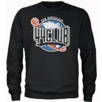 How Ridiculous 44 Club Basketball Black Sweatshirt - L - Black