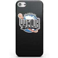 How Ridiculous 44 Club Basketball Phone Case - Black - Samsung Galaxy S6 Edge Plus - Black