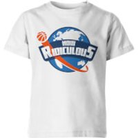How Ridiculous Kids Logo T-Shirt - White - XL - White