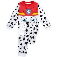 Paw Patrol Boys' Marshall Novelty Pyjamas - White - 5-6 Years - White - Novelty Gifts