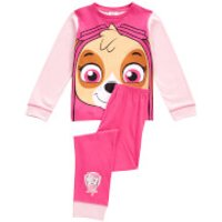 Paw Patrol Girls' Skye Novelty Pyjamas - Pink - 5-6 Years - Pink - Novelty Gifts