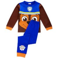 Paw Patrol Boys' Chase Novelty Pyjamas - Blue - 5-6 Years - Blue - Novelty Gifts