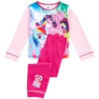 My Little Pony Girls' Pyjamas - Pink - 18-24 months - Pink - My Little Pony Gifts