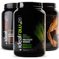 IdealRaw Organic Protein Best Seller