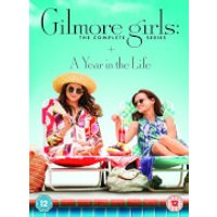 Gilmore Girls - Season 1-8
