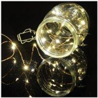 Lyyt 20 LED Copper Wire - Warm White