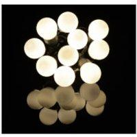 Lyyt 10 Bauble Indoor Festoon LED Lights - Warm White - Warm Gifts