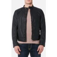 Belstaff Men's Kelland Short Jacket - Dark Navy - IT 48/UK M - Blue
