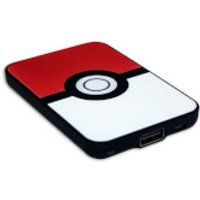 Pokemon Pokeball Credit Card Sized Power Bank (5000mAh) - Pokemon Gifts