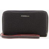 Fiorelli Womens Finley Medium Zip Around Wallet - Black